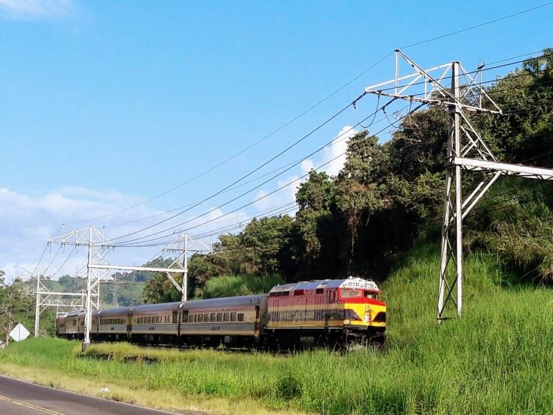 Eisenbahn San Lorenzo