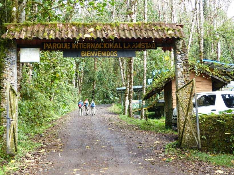 Wanderung La Amistad Nationalpark