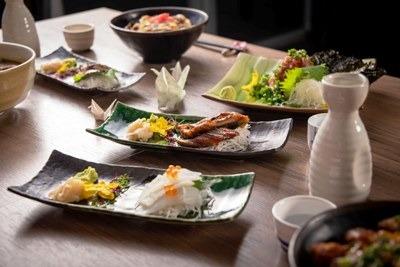 Das Restaurante Hiraku in Panama City